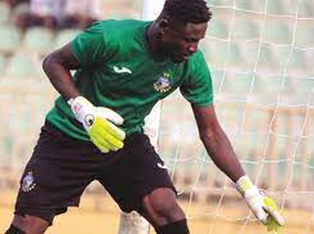Enyeama is my goalkeeping mentor, says JOHN NOBLE