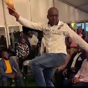 Floyd Shivambu Exposes ANC Business Beneficiary Splashing Money At A Party In Mpumalanga