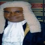 Ezza in Ebonyi State Has Lost One of Her Son Justice Sylvester Ngwuta.