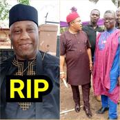 Nollywood Stars And Friends Who Attended Ernest Asuzu's Burial (Photos)
