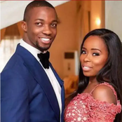 Meet The First Son Of Abike Dabiri-Erewa And Amosun's Daughter Who Are Both Husband And Wife