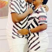See The Lovely Emotional Anniversary's Letter From Angela Nwosu That Is Causing Stirs Online