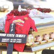 Manchester United Fan Who Died While Donating Blood is Laid to Rest