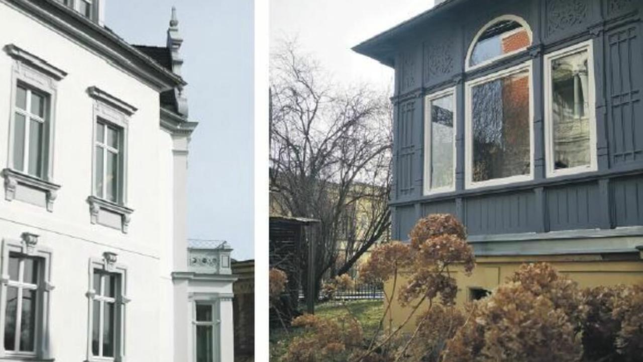 Historischer Blickfang am Töpferberg
