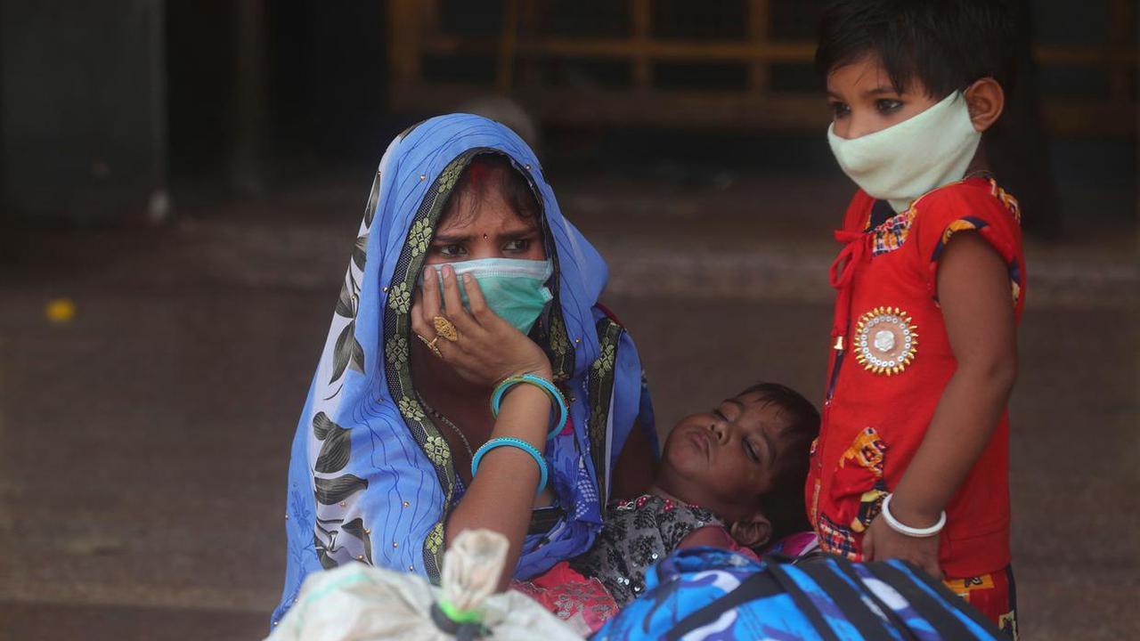 India reports record surge in coronavirus cases