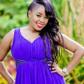 Lilian Muli Gives Touching Message To All Those Going Through Hard Times