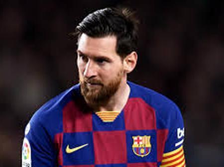History of Lionel Messi (world best footballer)