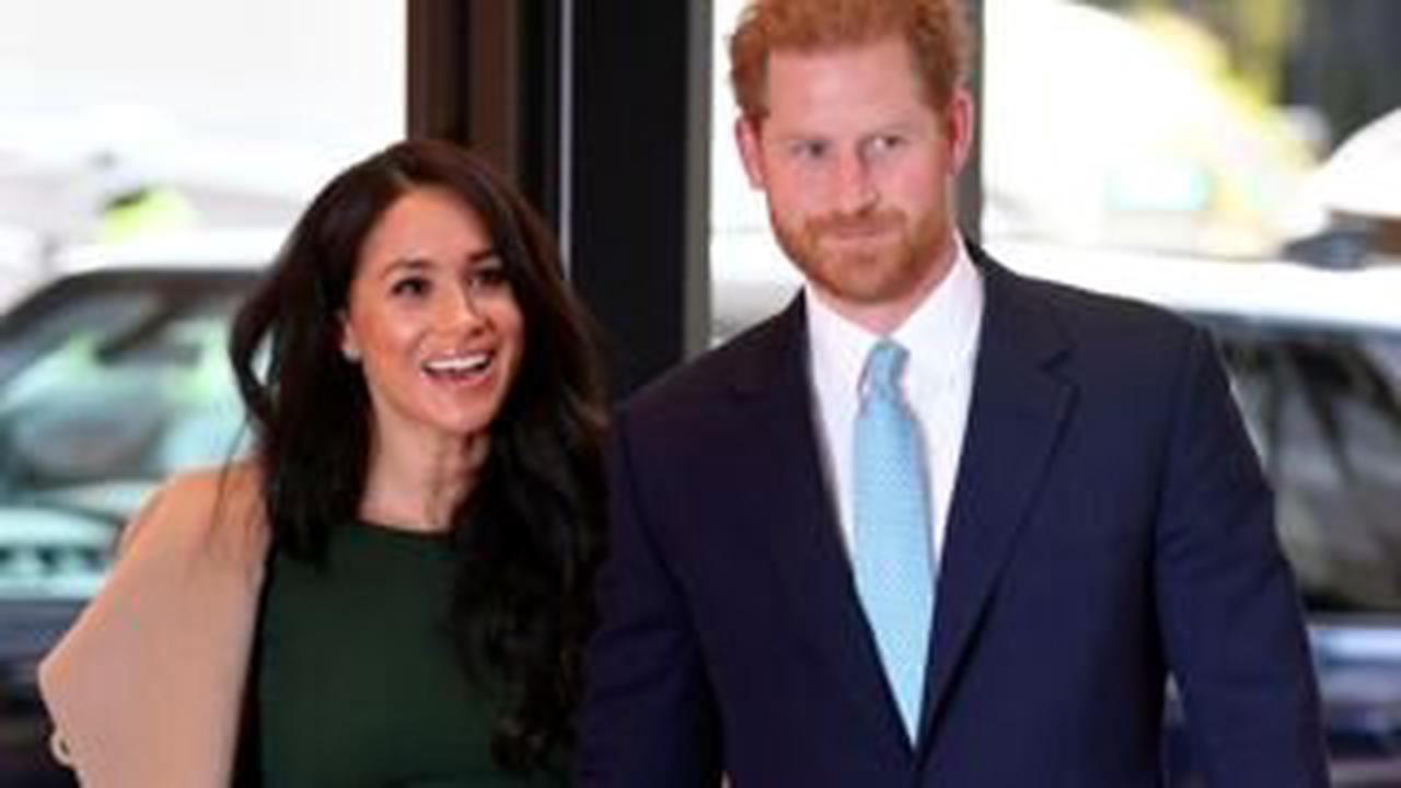Meghan Markle et le prince Harry moqués sur Twitter pour leur photo en Une du Times