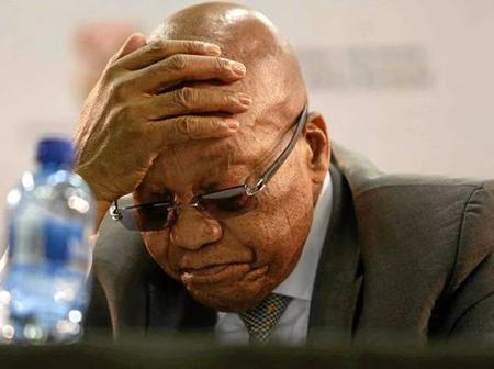 Bad Prophesy Has Been Released Against Jacob Zuma, Pray For Him