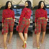 Checkout these Ankara collections and see if you will not get yourself one of them this March