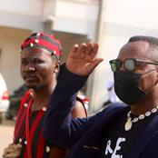 Yele Sowore appears in court with a native doctor