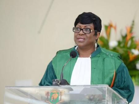 Pr. Tidou Abiba Sanogo : une intellectuelle de haut niveau à la tête de l'université de Daloa