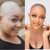 Who Is The Prettiest Among These 10 Lovely Nollywood Actresses On Low Cut Hairstyle? (See Photos)