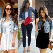 Sleek Ways To Style An Outfit With A Denim Jacket [Photos]