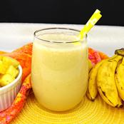Blend Banana And Pineapple For 5 Minutes, Drink It To Cure These Diseases