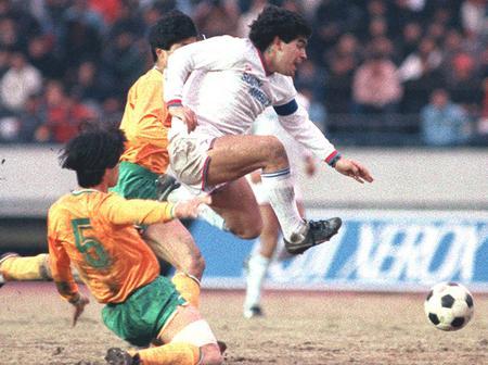How Maradona became a goal machine