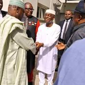 Photos Of David Oyedepo With Goodluck Jonathan, Atiku Abubakar, Olusegun Obasanjo And Others