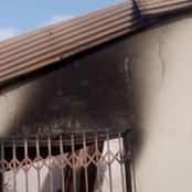 Four burnt to death through a fire outbreak in the Ashanti Region