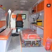 Inside Photos Of A Modern Ambulance