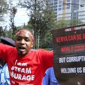 Kenyans Gang Up Against Controversial Activist Boniface Mwangi After Posting Nude Pictures Of Police