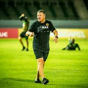 Gavin Hunt Points out Plans for Kaizer Chiefs going to the Next Season