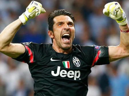 Blasphemy: Famous Goalkeeper, Buffon Of Juventus Will Not Play Next Weekend's Match (See Reason)