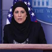 أول مُحجبة تنطق باسم البيت الأبيض.. قصة سميرة فاضلي