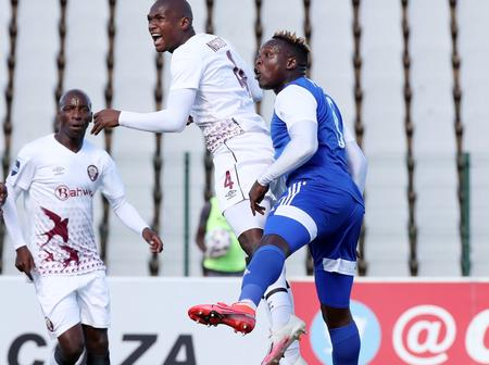 Alfred Ndengane's late penalty breaks Swallows hearts