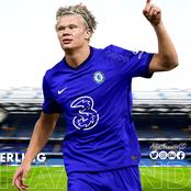 The 2 Reasons Why Erling Haaland Could Join Chelsea In The Next Transfer Window