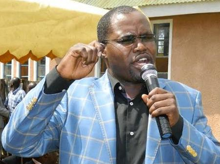 Kenyans react after a KANU MP was barred from issuing bursaries