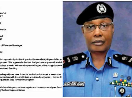 Open Letter To The New Inspector General of Police