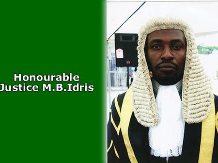 Uzor Kalu: Nigerians Should Be Grateful To Justice Muhammed Idris