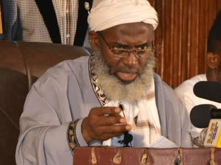 Reasons Why Sheikh Gumi Is Insisting That PMB Gives Bandits Amnesty