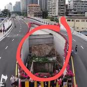 After stubborn house owner refused to move his house for road construction, see what government did