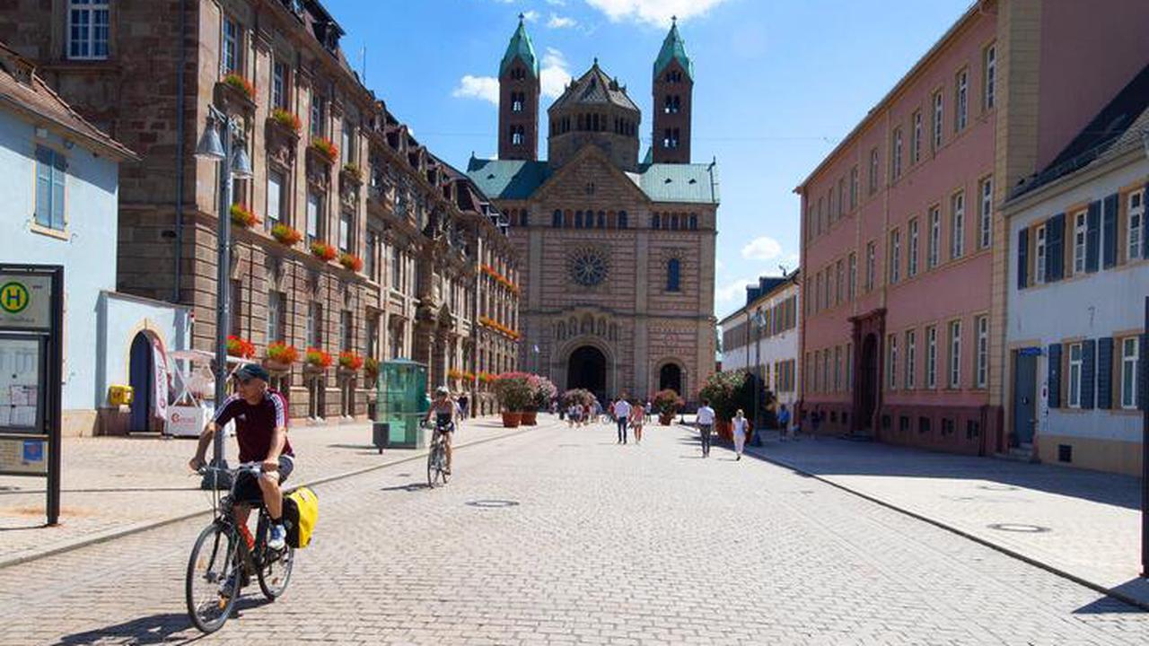 Freizeit-Karte Alleine durch die Pfalz