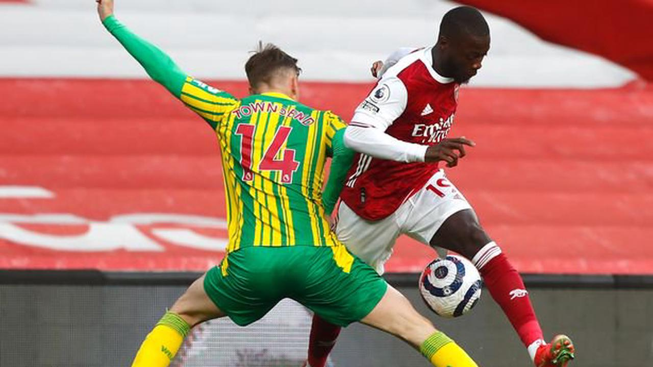 Player ratings v Arsenal as Pereira heroics can't save Albion