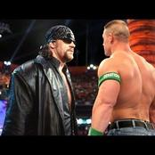 The Real Reason John Cena and The Undertaker didn't have a feud when both stars were in their Prime