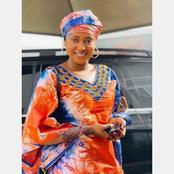 Recent beautiful pictures of Fati Washa Kannywood Actress.