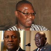 Clement Apaak- No Law Says That Mahama Must Concede To Nana Addo