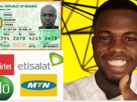 NIN: Stress-free ways to know if your NIN is successfully linked to your Airtel and Etisalat Line