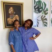 Meet Beautiful TV Girl Grace Msalame's Younger Sister Tasha (Photos)
