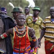 The Men Are Allowed To Kidnap Any Woman They Want To Marry. Meet The Latuka Tribe
