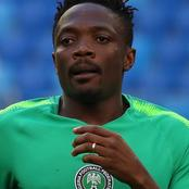 Kano Pillars Announces The Signing Of Ahmed Musa Until The End Of The Season