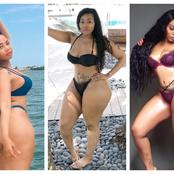 Tebogo Thobejane South Africa's Curviest - pictures
