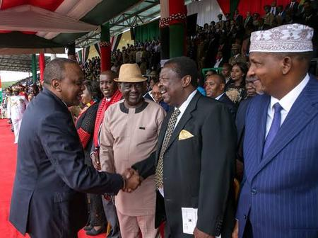 Uhuru's Popular 2022 Presidential Candidate That Will Take An Early Lead Against William Ruto