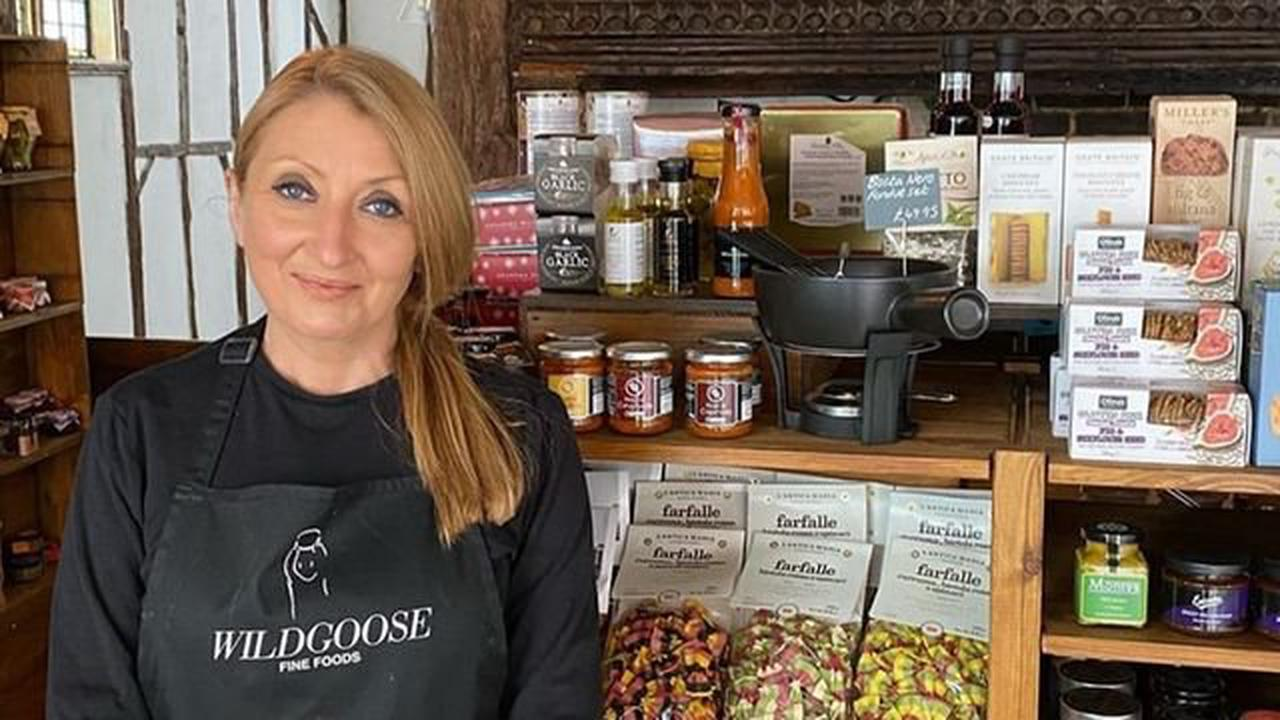 New Ipswich fine food store is back - and smoked eels prove a hit