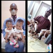See The Set Of Conjoined Twins Separated In Nigeria Without Complication