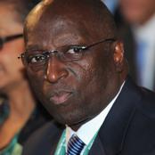 Élections à la CAF: Jacques Anouma ne se présentera pas