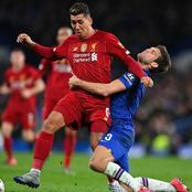 Chelsea Line Up Likely To Give Touchel A Win Tonight Against Liverpool