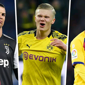 See The 3 Top Goalscorers In Europe's Top 5 Leagues In So Far